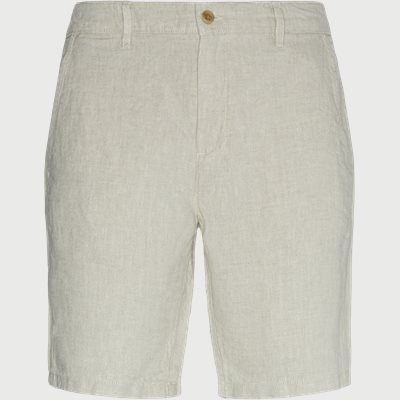 Crown Shorts Regular | Crown Shorts | Hvid